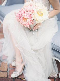 Elegant Pastel Inspiration I Via Magnolia Rouge