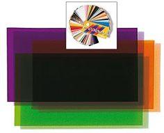 Rosco Farbfilterfolie E-Colour Bogen  transparent, farbig, glänzend/glänzend, Trägermaterial Polyester, beidseitig abriebfest bedruckt, flammenhemmend beschichtet nach BS 3944-Norm, ab €3,50   #modulor