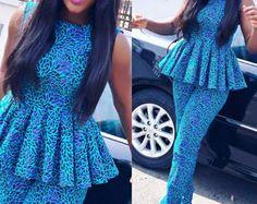 Maxi Ankara jupe jupe Ankara jupe imprimé africain par SkirTnToP