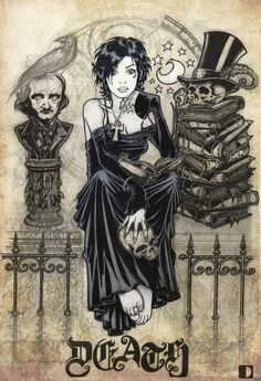 neil gaiman sandman death - Google Search