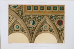 One of hundreds of thousands of free digital items from The New York Public Library. Mughal Paintings, The Masterpiece, Classical Art, Manish, Line Patterns, New York Public Library, Mantels, Beautiful Buildings, Stone Carving