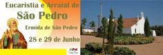 Campomaiornews: Missa Campal e Arraial de S. Pedro junto à Ermida ...