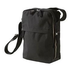FÖRENKLA, Shoulder bag, black