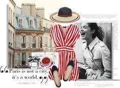 Nice dress for romantic paris Very chic yet stylish