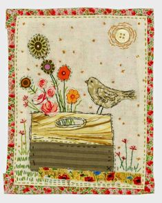 Rag Rescue: Textile Art by Sharon Blackman