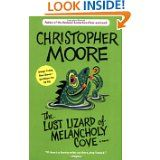 A belly laugh of a book.  I love Moore. California author who totally gets us on the left coast.
