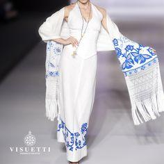 Adecuación de la Pollera panameña para damas. #Panamá #Moda #Fashion