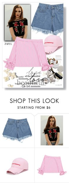 """""""Sweet style for summer day"""" by melissa995 ❤ liked on Polyvore"""