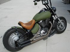 Bobber adds.... - Suzuki Volusia Forums : Intruder Volusia and Boulevard Forum