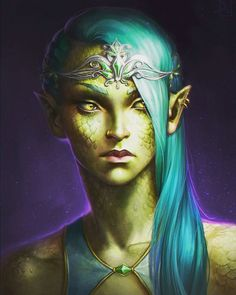 Fantasy Portraits, Character Portraits, Character Art, Fantasy Races, Fantasy Rpg, Dungeons And Dragons Characters, Fantasy Characters, Fantasy Women, Fantasy Girl