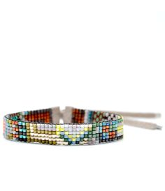 Tiny Beaded Bracelet in Kyoto  http://www.leifshop.com/collections/jewelry/products/tiny-beaded-bracelet-in-kyoto