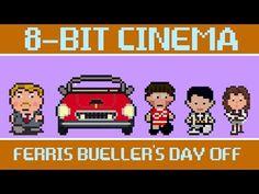 Ferris Bueller's Day Off - 8 Bit Cinema - YouTube