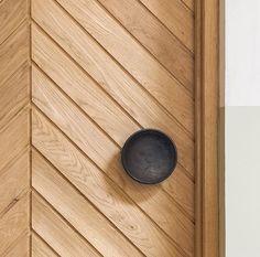 American Oak Door // Studiogram
