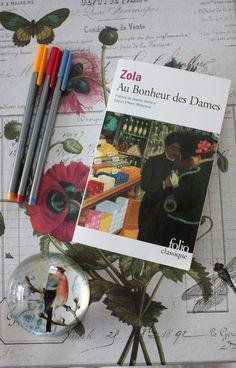 Émile Zola Au bonheur des dames Emile Zola, Jeanne, Cover, Books, Art, Art Background, Libros, Book, Kunst