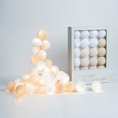 Ball lights: French Blossom