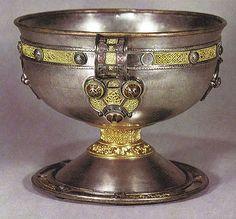Ardagh Chalice - Celtic La Tene Period - National Museum of Ireland