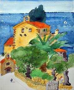 2001 Lluc Alcari, Majorca © Estate of Paul Hogarth