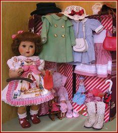 Muñecas AMAVIB ... Momentos de Mariquita Pérez Toddler Dolls, Baby Dolls, Nostalgia, Cute Dolls, Vintage Dolls, Doll Patterns, Beautiful Dolls, Doll Clothes, Harajuku