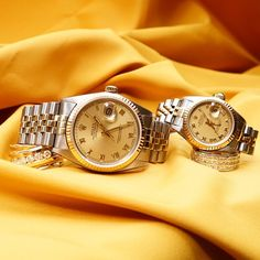 Rolex for Him and Rolex for Her
