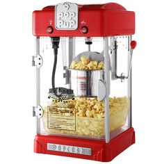 The Great Northern Popcorn Machine Pop Pup Retro Style Popcorn Popper features a revolutionary removable serving tray. Once the corn has finished popping, simply remove the tray and enjoy fresh theater popcorn in the convenience of your home. Air Popcorn Maker, Popcorn Cart, Popcorn Company, Best Popcorn, Top Retro, Retro Style, Retro Vintage, Pop Pup, Kettle Popcorn