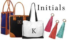 Handbag Blowout on Chictreat.com Feature Initial Totes and Tassels! All initial bags are up to 80% off - only on Chictreat.com!
