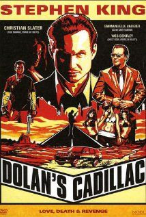 See More on IMDb Pro » Dolan's Cadillac (2009) R  |  89 min  |  Crime, Thriller  |  1 April 2010 (Portugal) 5.7 Your rating:   -/10   Ratings: 5.7/10 from 5,529 users    Reviews: 36 user | 37 critic A young man attempts to seek to avenge his wife's death after she is murdered by a Las Vegas mobster.