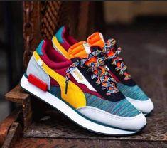 Puma Sneakers Shoes, Converse Sneaker, Sneakers Mode, Pumas Shoes, Sneakers Fashion, Puma Sneakers For Men, Sneaker Outfits, Snicker Shoes, Sneaker Trend