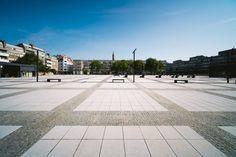 Nowy Targ Square, Wrocław, Poland