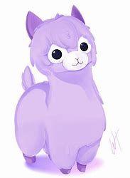 Or is it an alpaca? Alpacas, Cute Animal Drawings, Kawaii Drawings, Easy Drawings, Alpaca Drawing, Kawaii Alpaca, Motifs Art Nouveau, Chibi, Llama Arts