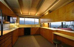 mid century kitchen cabinets - Google Search