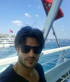 Turkish Men, Turkish Actors, Oakley Sunglasses, Mens Sunglasses, Cherry Season, Picture Collection, Mario, Handsome, Film