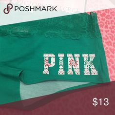 VS PINK BOY SHORT New with tags PINK Victoria's Secret Intimates & Sleepwear Panties