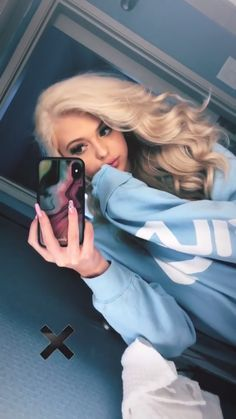 Michaela D. Loren Gray Snapchat, Tmblr Girl, Mode Pop, Insta Photo Ideas, Foto Instagram, Celebs, Celebrities, Ulzzang Girl, Pretty People