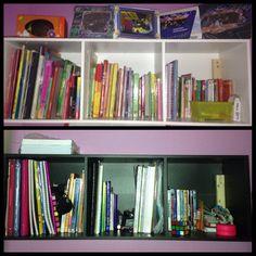 My Shelf by KelcyR