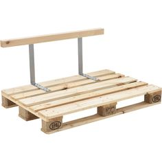 Backrest for Euro-pallet sofa solid wood look DIY furniture, Pallet Cushions, Pallet Lounge, Pallet Sofa, Diy Pallet Furniture, Canapé Diy, Palette Diy, Euro Palette, Decoration Palette, Diy Couch