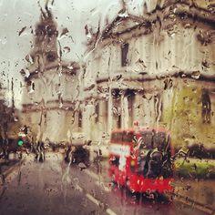 London under the rain - @robycuc- #webstagram