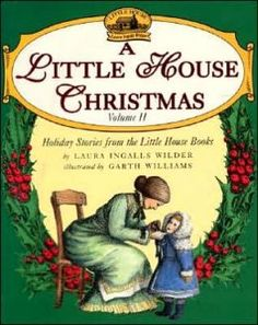 Little House Christmas (Little House Series) by Laura Ingalls Wilder, Garth Williams (Illustrator)
