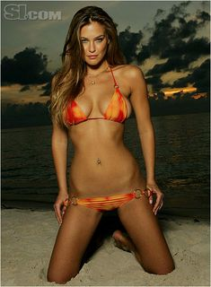 Bar Refaeli - Sports Illustrated Swimsuit 2007 Location: Negril, Westmoreland, Jamaica, The Caves Photographed by: Raphael Mazzucco Collection: Rookies