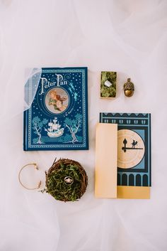 Peter Pan wedding. Neverland wedding theme.  Photography by Shelly Anderson Photography