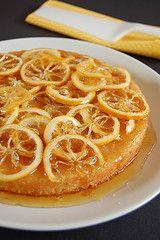 Candied lemon cake / Bolo com limão siciliano em calda | Flickr - Photo Sharing!