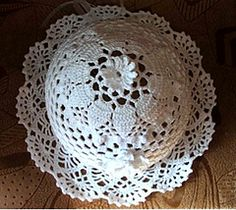 letsjustgethooking : FREE PATTERN  Summer Hat for a Young Lady  DISCLA...