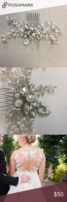 Spotted while shopping on Poshmark: Bridal Comb! #poshmark #fashion #shopping #style #Accessories