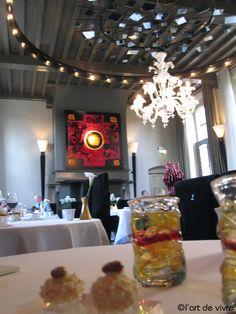 De Librije Restaurant, Zwolle, Overijssel.
