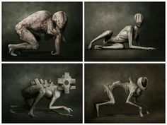 silent hill image monsters
