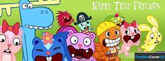 Happy Tree Friends 5 1 Timeline Cover 850x315 Facebook Covers - Timeline Cover HD