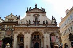 Клементинум, Прага