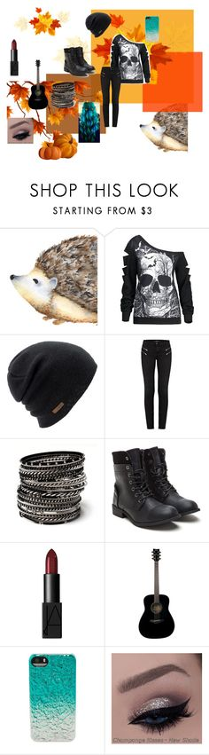 Cozy Autumn Look by marinafrancesca on Polyvore featuring Mode - frontgate halloween