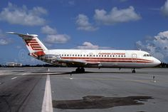 Florida Express Airlines 1981 BAC-111