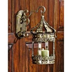 Medieval hanging Pendant Wall Sconce $29.95