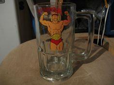 Titan Sports Hulkamania Beer Mug (Large) #titansports